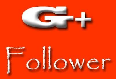 Cara Efektif Menambahkan Follower Google Plus (G+)