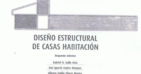 Ingenier a civil dise o estructural de casa habitaci n for Diseno de casa habitacion