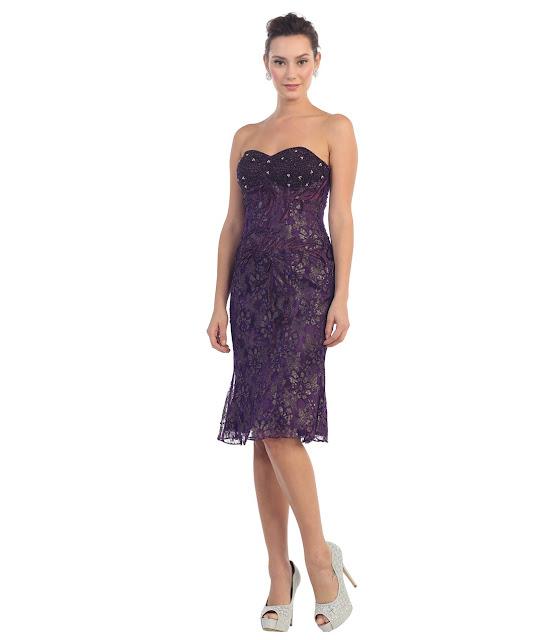 vestidos cortos de fiesta a la moda