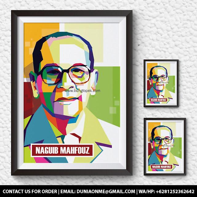 WPAP Naguib Mahfouz