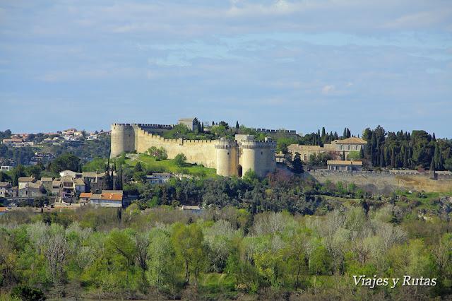 Fuerte de San Andrés, Villeneuve lez Avignon