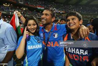 Sachin tendulker  (legend of cricket a histo ry)