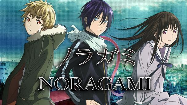 Top Sword Anime Series ( Where the Main Character Uses a Sword) - Noragami