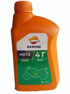 Oli Repsol - Oli Motor Terbaik di Indonesia