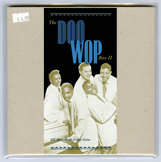 ballpark: Doo Wop Box Set II