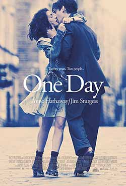 One Day 2011 Hindi Dubbed 300MB BluRay 480p ESubs
