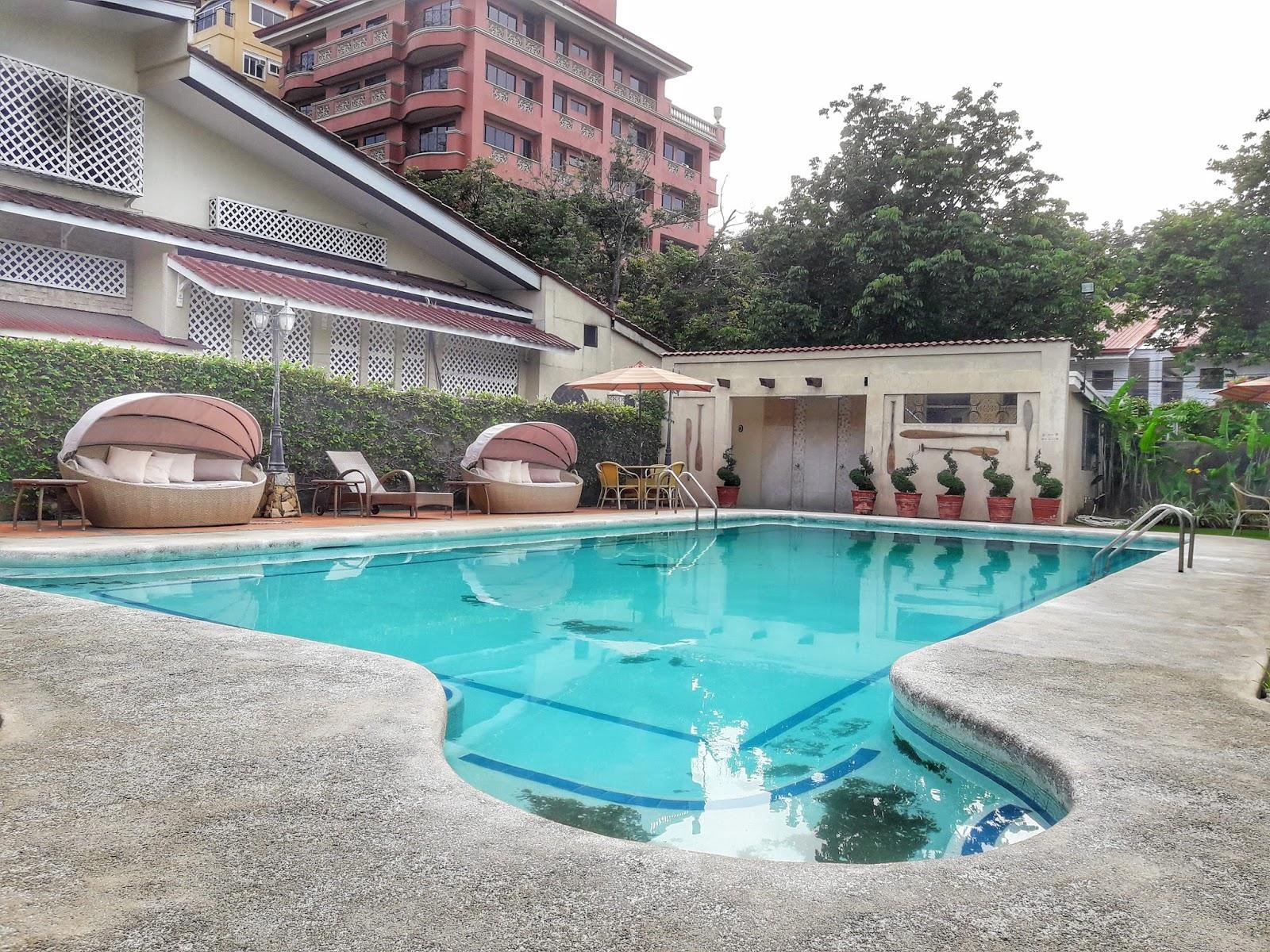 Montebello Villa Hotel Day Use Rate