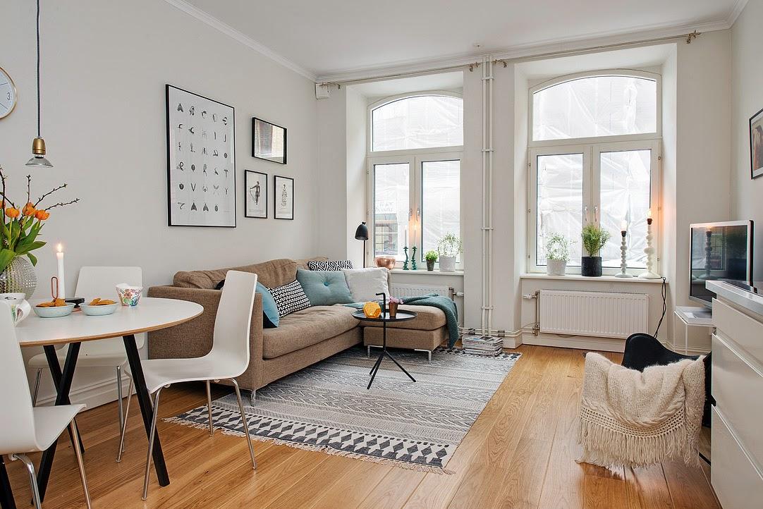 Pensando vintage un poco de estilo n rdico for Decorar casa 45 m2
