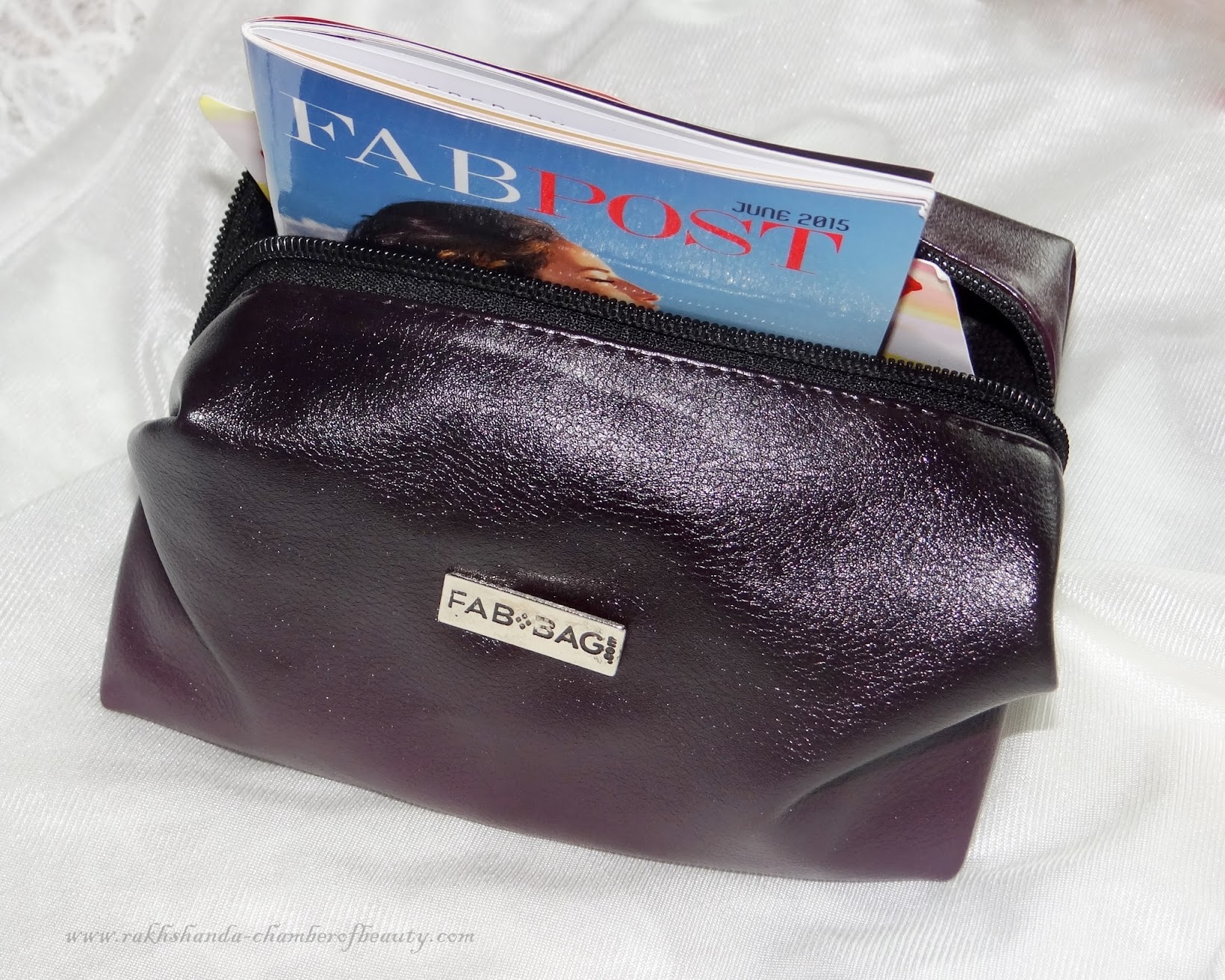 June Fab Bag- Review, swatches and more.., Cuccio Naturale, Votre, All Good scents, Ananda Moisturiser, Chamber of Beauty, Indian Beauty Blogger