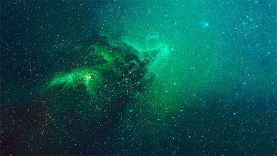 Parallax Nebula Wallpaper Engine