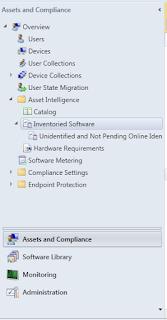 SCCM Asset Intelligence & Software Licensing Usage 1