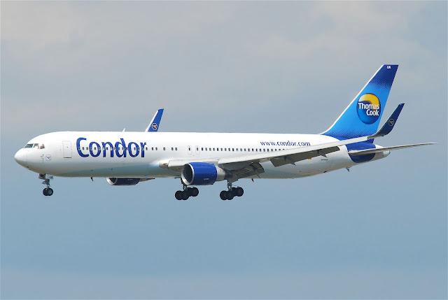 Condor Boeing 767-330er