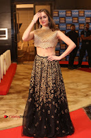 Actress Model Sarah Hopkins Latest Pos in Lehenga Choli at SIIMA Short Film Awards 2017 .COM 0203.JPG