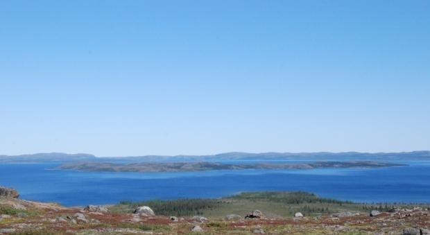 Dünya'ya Çarpan En Büyük Meteorlar - Mistastin Gölü