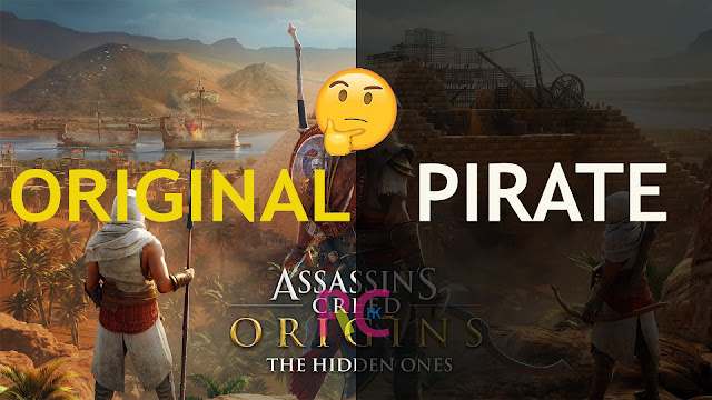 Kasih Saya Alasan Kenapa Harus Beli Game Original Ketimbang Bajakan! Terus apa Kelebihan Serta Kekurangannya!