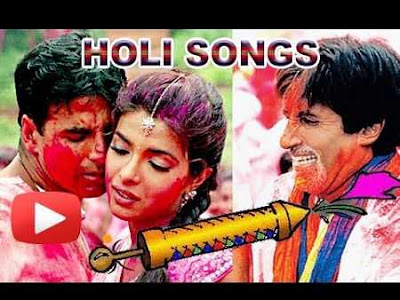 Bollywood Holi Video Songs Download Free HD MP4 300MB