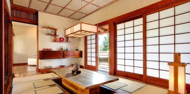 Desain Ruang Makan Ala Jepang Terbaru