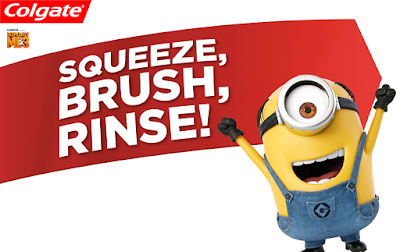 Make Brushing More Fun with Minions