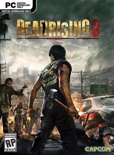 تحميل لعبة الاكشن والمغامرات Dead Rising 3 كاملة للكمبيوتر مجانا