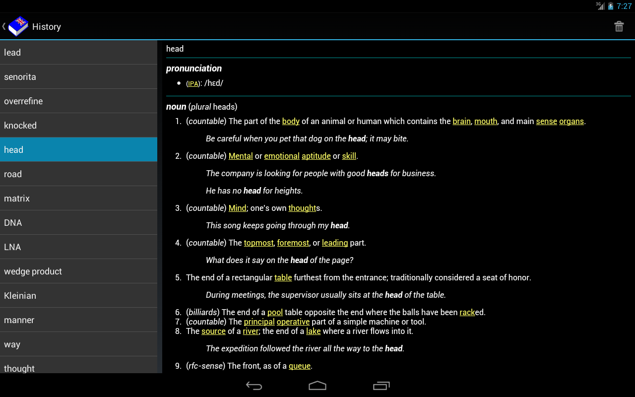 English Dictionary - Offline for Android - Download