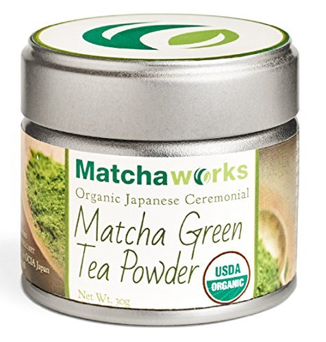 Matchaworks Ceremonial Matcha Green Tea