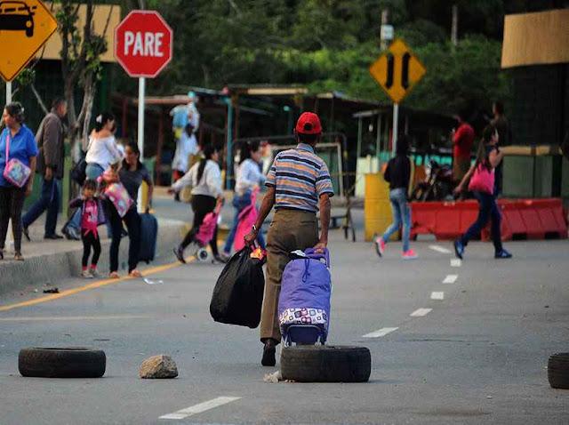 57% de los venezolanos se iría del país si tuviera la oportunidad, según Datincorp
