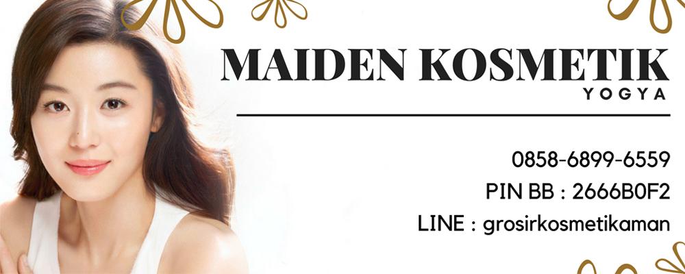 Maiden Kosmetik (Berteknologi nano berizin POM)