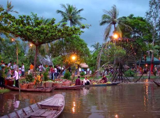Binh Quoi tourist village 18