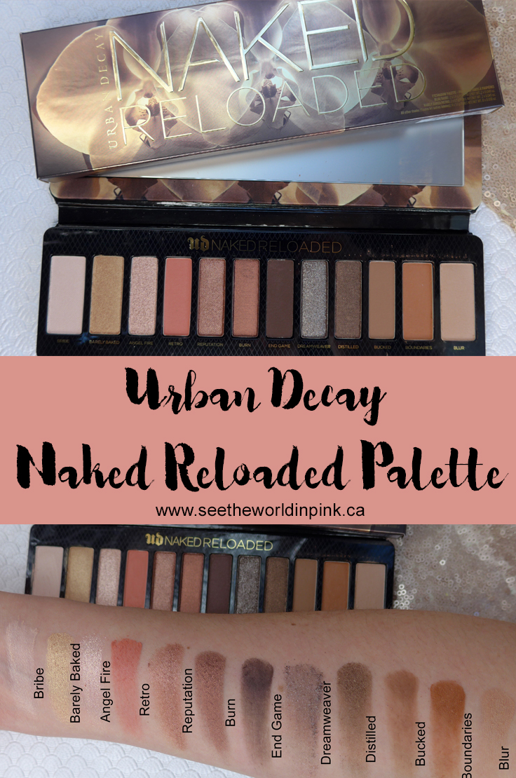 How to master urban decay's naked heat eyeshadow palette