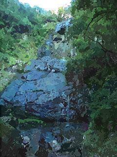 Cachoeira Ronda no Parque das 8 Cachoeiras, em São Francisco de Paula