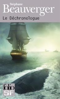 Couverture livre - critique littéraire - Déchronologue