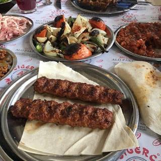 ciğerci mehmet kayseri iftar menü