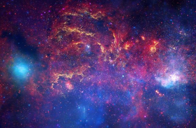 Hình nền giải ngân hà (galaxy)