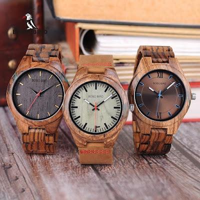 WQ05 BOBO BIRD Watches|5 Summer Wood Watches Under $50