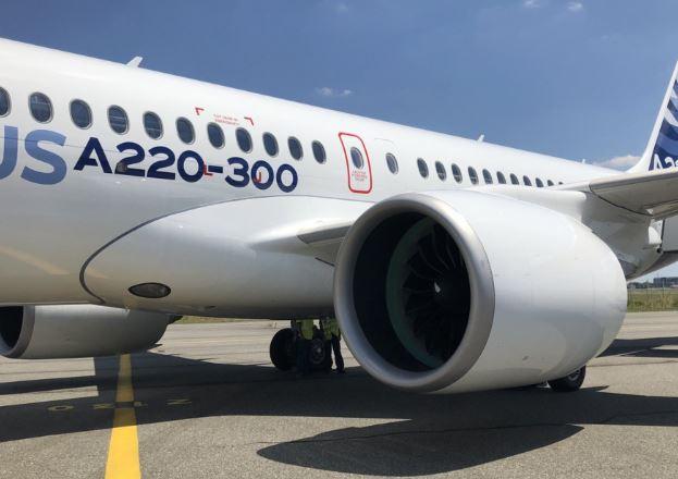 Airbus A220-300 specs
