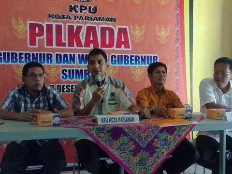 KPU Kota Pariaman Dirikan Museum Pemilu