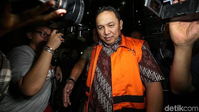 Wow! Bupati Halmahera Timur Pakai Duit Suap untuk Ikut Rapimnas PDIP
