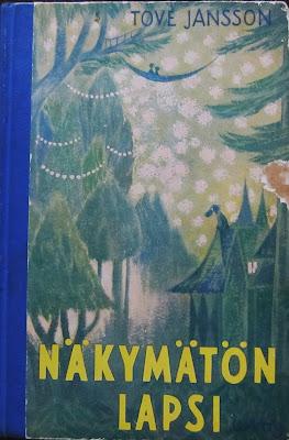 Tove Jansson, Näkymätön lapsi, kirja