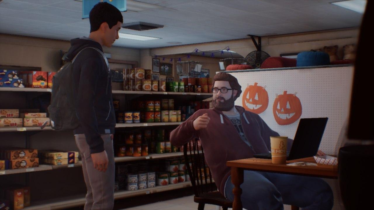 LIS 2: Sean megszólítja Brody-t.