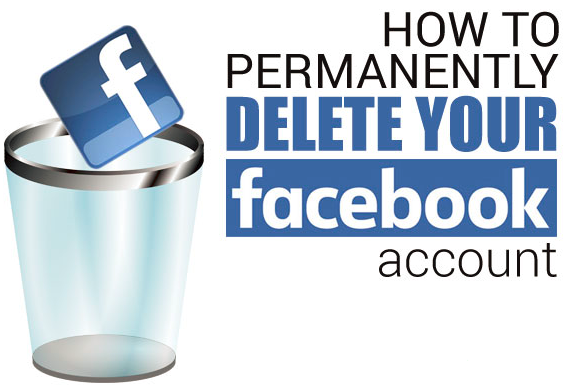 How I Remove Facebook Account