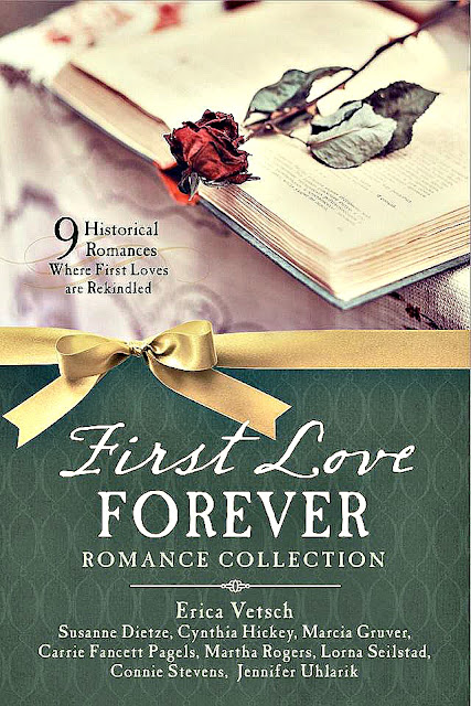 """His Anchor"" by Carrie Fancett Pagels in First Love Forever, Review by Andrea Stephens"