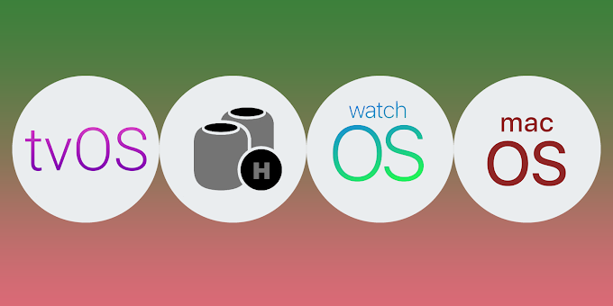 Apple releases watchOS 5.1.3, macOS 10.14.3, tvOS 12.1.2 and HomePod 12.1.3