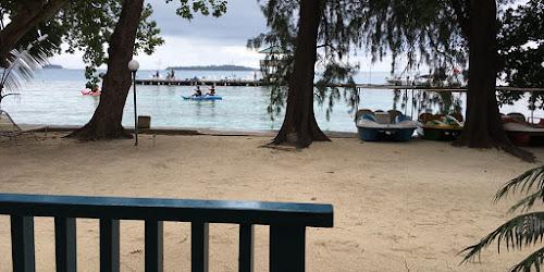 putri island resort view