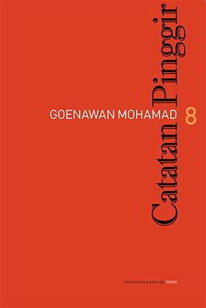 Catatan Pinggir 8 PDF Penulis Goenawan Mohamad