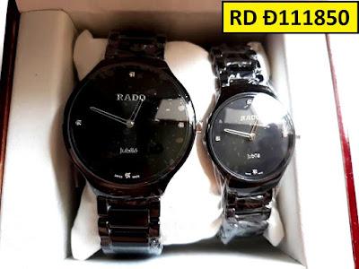 Đồng hồ cặp đôi Rado RD Đ111850