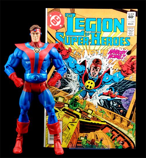the legion of super bloggers legion toys colossal boy mattel 12