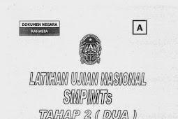 SOAL TPM KOTA YOGYAKARTA TAHAP 2 Matematika (18-19 Maret 2015)