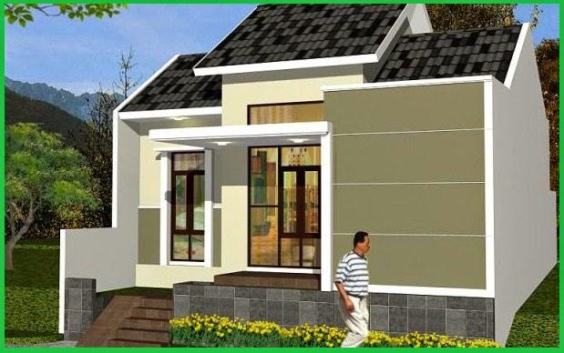 Rumah kecil minimalis sederhana