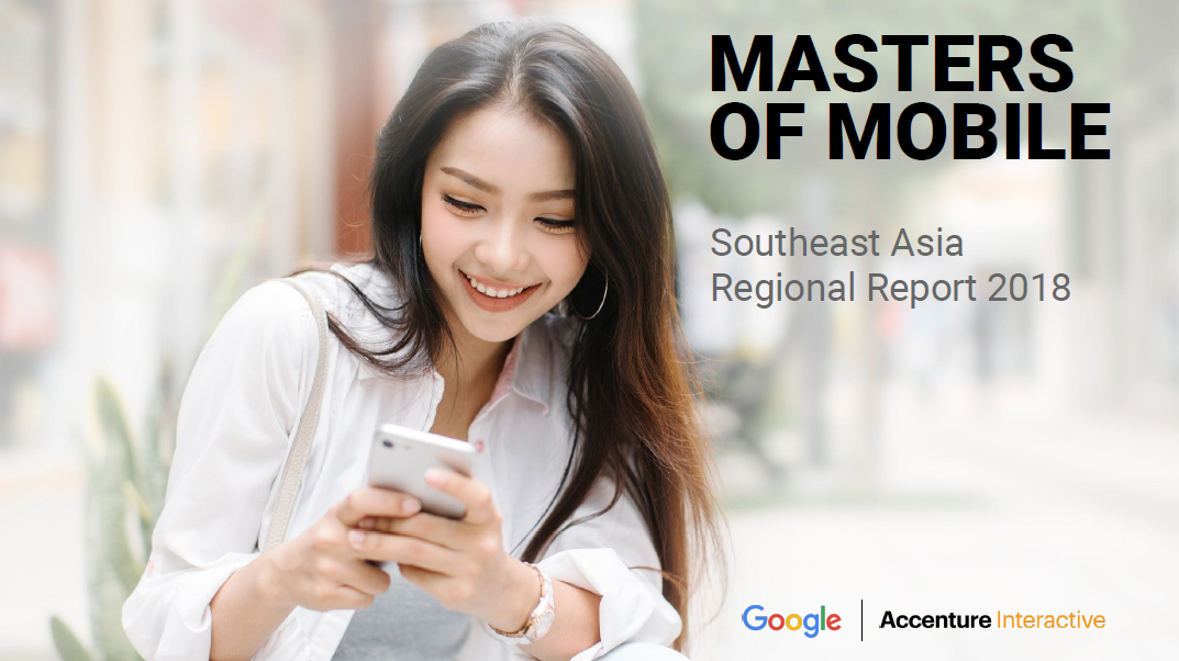 Master of Mobile: Southeast Asia Report