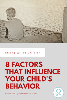 8 Factors That Influence Your Child's Behavior